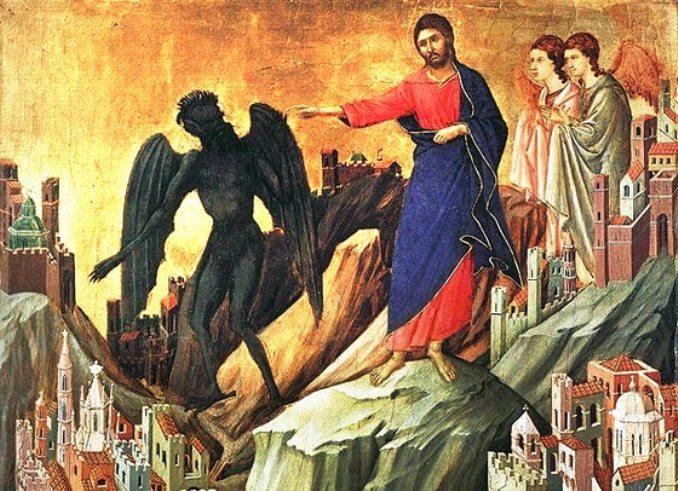 Gesù esorcismo