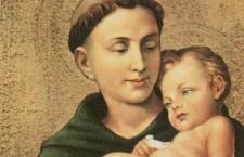 Affidiamo tutti i bambini del mondo a S. Antonio con questa bellissima preghiera!