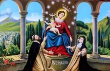 La Madonna di Pompei guarì la piccola Maria Petruni, una bambina di 8 anni che era in orfanatrofio
