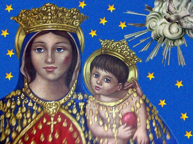 Super Vi portiamo oggi al Santuario della Madonna dell'Arco, per  AH86