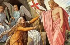 Preghiera a Gesù Risorto, Re di speranza e pace, per creare speranza nel nostro deserto spirituale