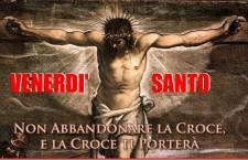 Vangelo (14 Aprile) Passione del Signore