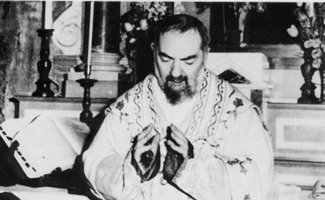 St-Padre-Pio-Mass