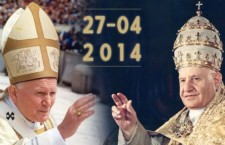 27 Aprile 2014 – Diventavano Santi due grandi Papi