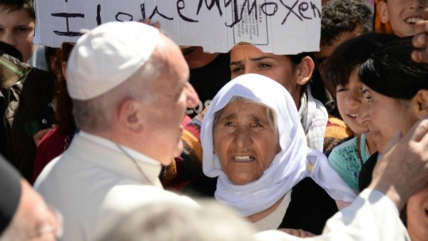 In Europa entri chi ha i documenti in ordine, non importa se musulmano o cristiano