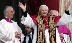 19 Aprile 2005 – Elezione di Papa Benedetto XVI, Pontefice Magno – Video