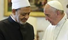 Papa e Imam / Francesco incontra Al Tayyib, un'apertura che nasce dal vangelo