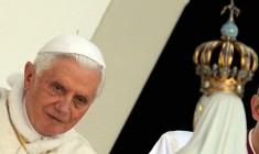 Clamoroso Benedetto XVI: il Terzo Segreto di Fatima è stato interamente pubblicato!