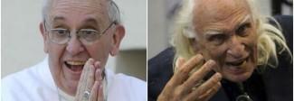 Marco Pannella e il Papa, quando l'amicizia va oltre la conversione