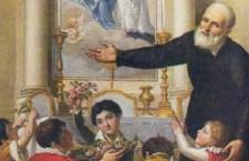 O mio caro san Filippo Neri prega per me