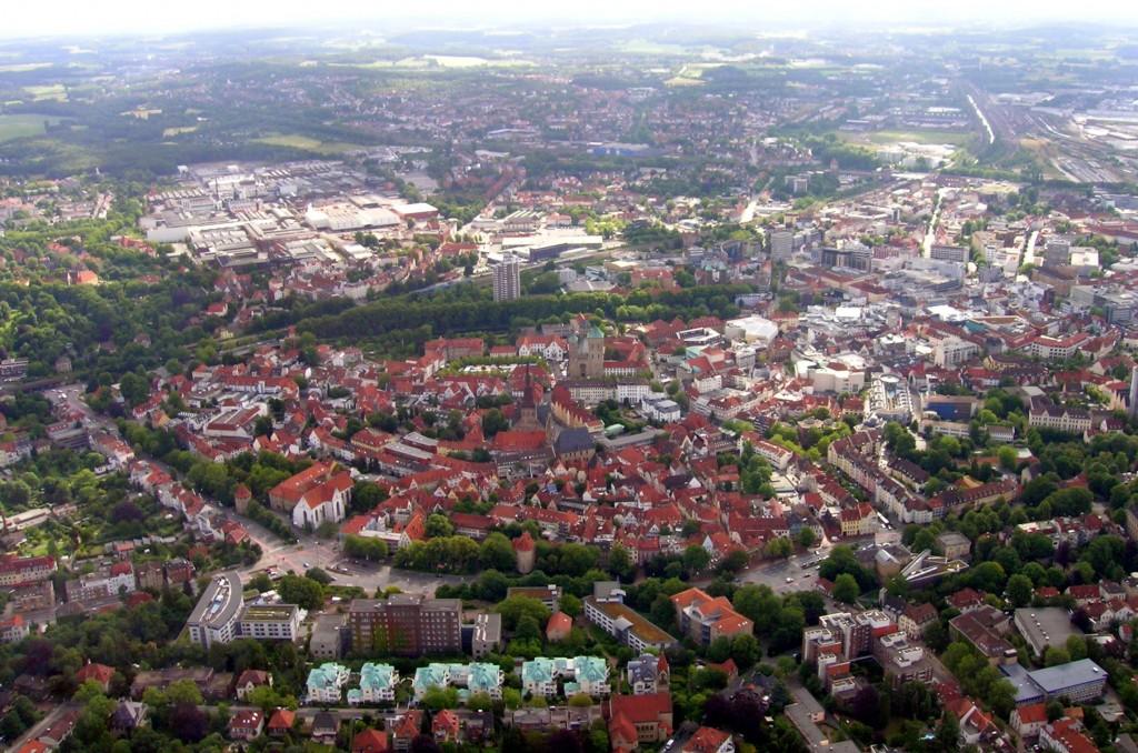Osnabrück_aerial