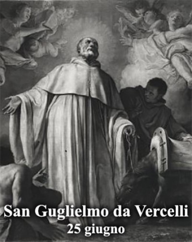 Risultati immagini per 25 giugno San Guglielmo di Montevergine