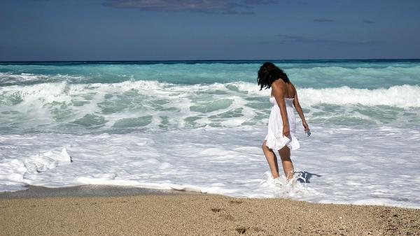 Mercoledì 20 Luglio - Devo cercare il mare