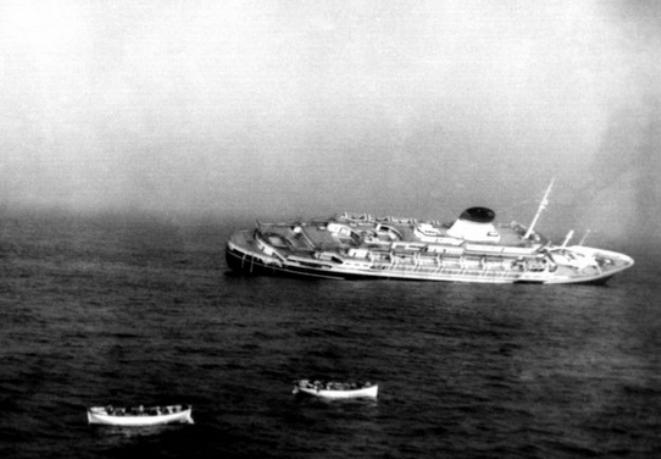 25 luglio 1956, affonda il transatlantico Andrea Doria - Photogallery - Rai News_20160726104036