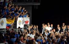 Papa Francesco ha ringraziato i volontari della Gmg: siete la speranza per la Chiesa e per il mondo