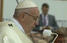 """Papa Francesco: """"Possa compiersi per tutti una Pasqua del cuore verso lo stile divino incarnato da Maria"""""""