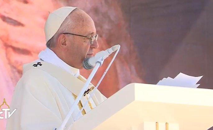 L'annuncio di Papa Francesco: La prossima Gmg nel 2019 a Panamà!