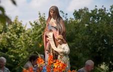 Preghiera da recitare a Sant'Anna per benedire e proteggere figli e nipoti
