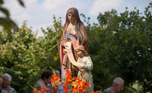 preghiera a sant anna