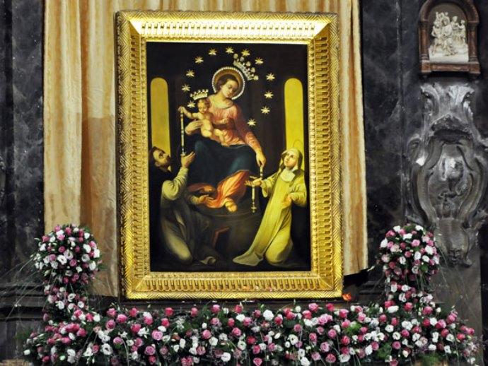 Preghiera Molto Potente Da Recitare Alla Madonna Di Pompei Per