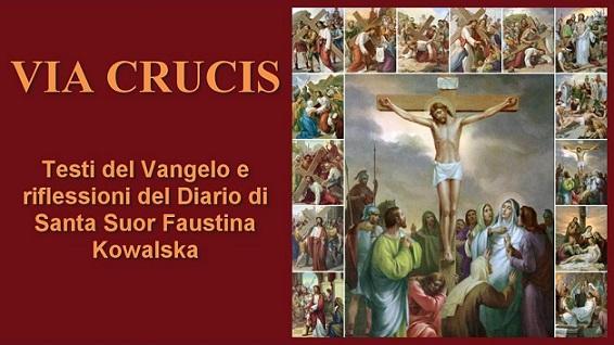 via crucis venerdì 25 ottobre 2019