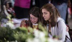 Preghiera per le vittime del sisma del centro-Italia; dal cielo pregate per noi