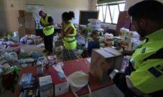 La solidarietà ha fatto boom, a Rieti magazzini al completo