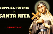 Questa potente invocazione a Santa Rita da Cascia ti risolve un bel pò di problemi….