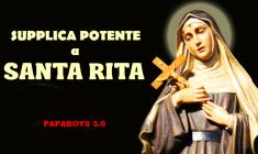 Questa invocazione potente a Santa Rita da Cascia può risolverti un bel pò di problemi….