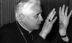 La profezia dimenticata del Cardinale Ratzinger sul futuro della Chiesa!