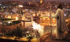 Vangelo (27 Settembre) Prese la ferma decisione di mettersi in cammino verso Gerusalemme