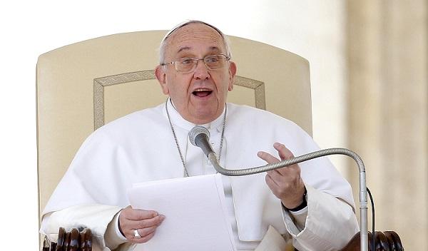 Papa Francesco udienza 30.10.2019