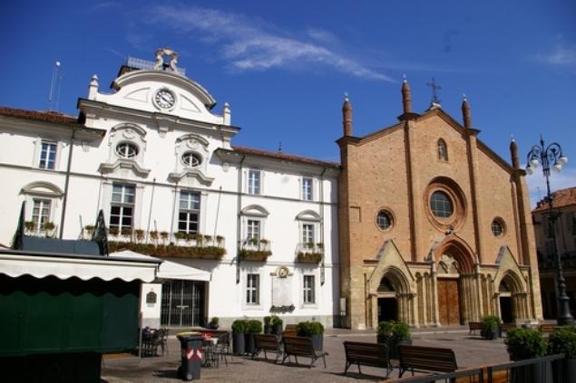 Paesaggio del Comune di Asti (AT) – Piazza San Secondo