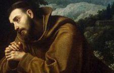 La bellissima benedizione nel testamento di San Francesco..