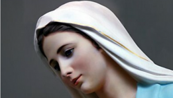 preghiera notte ascolta la vergine