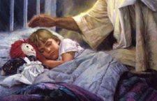 Un piccolo gesto di grande amore: prima di dormire non scordarti di benedire i tuoi figli