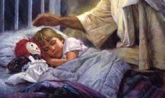 Dio benedice la tua famiglia, e tu devi benedire i tuoi figli!