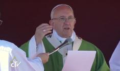 Papa Francesco all'Angelus ricorda le sfide della famiglia e della vita e ringrazia i catechisti per la testimonianza