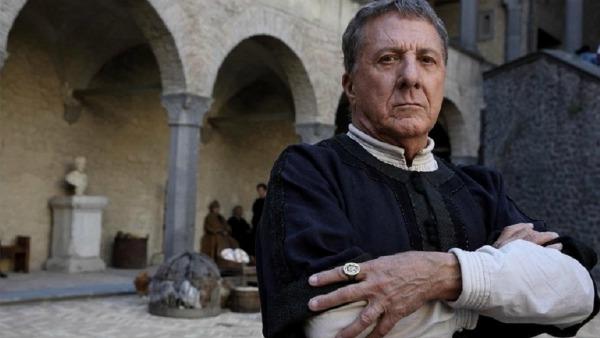 """Dustin Hoffman nella serie """"Medici"""" ci fa riscoprire l'amore per le bellezze d'Italia"""