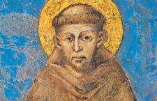 Ecco uno degli ultimi desideri di San Francesco prima di morire