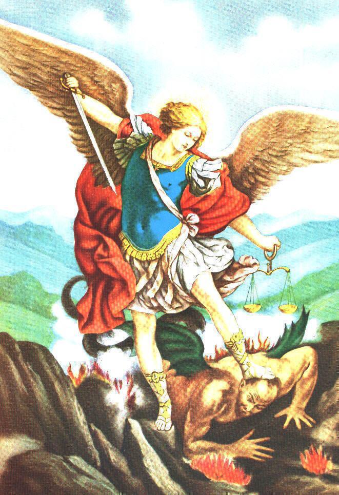 San Michele Arcangelo preghiera