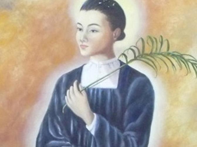 Santa Maddalena da Nagasaki (Vergine e martire)