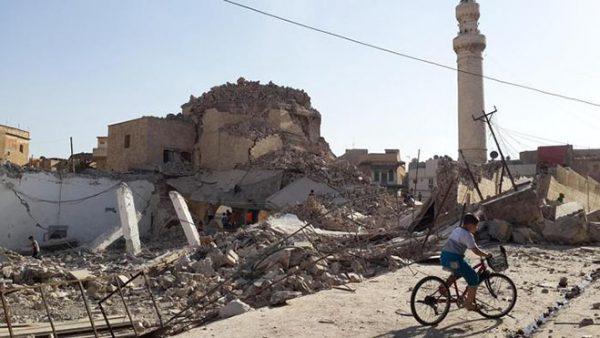 Caritas internationalis: Bisogna fermare i raid e i bombardamenti su Mosul!