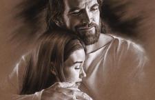 'Grazie mio Gesù' per questa giornata, grazie di cuore comunque sia andata!