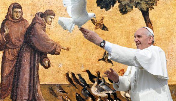 Papa Francesco: le donne abbiano più spazio per la pace nel Medio Oriente