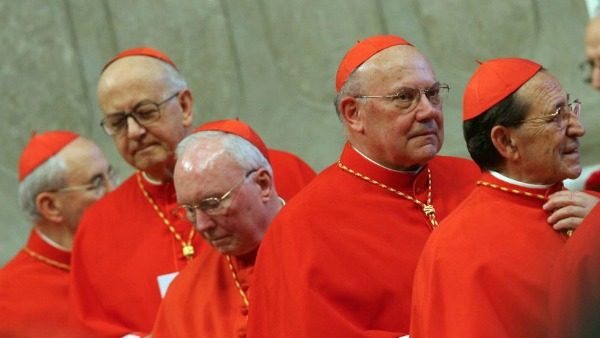 Un regalo di Francesco. Cardinali di periferia