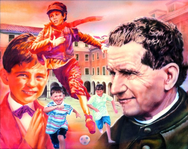 Novena a Don Bosco