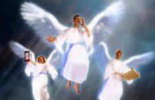 Il Signore ti manda questa notte il Suo angelo per custodire il tuo cammino! Amen