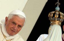 Benedetto XVI e il terzo segreto di Fatima. Una persecuzione che viene da 'dentro la Chiesa'!