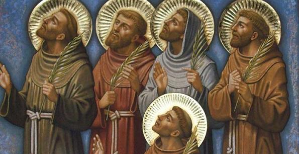 santi francescani 29 novembre
